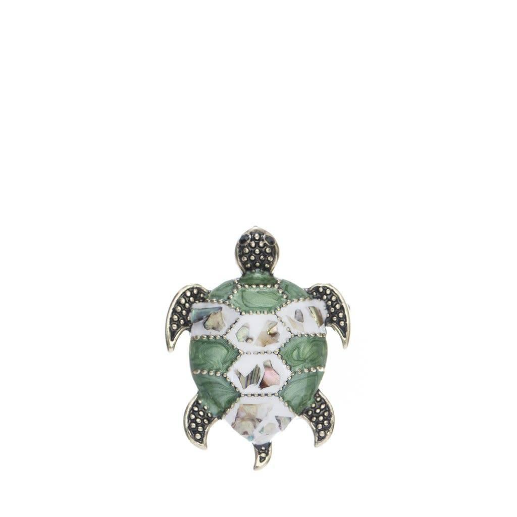 Irma Turtle Green