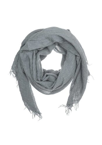 Nikki Scarf Grey Blue