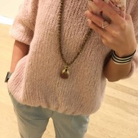 Salome Bee Dusty Pink