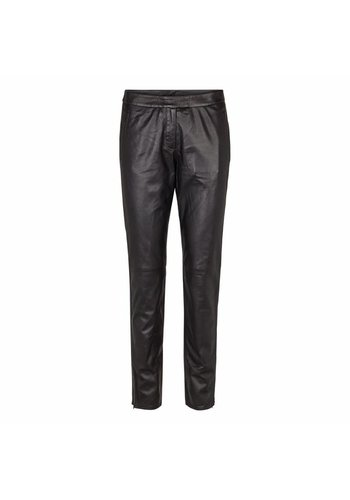 Second Female Leather Trouser Robba Black
