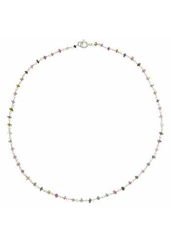 Les Soeurs Sia  Multicolor Silver