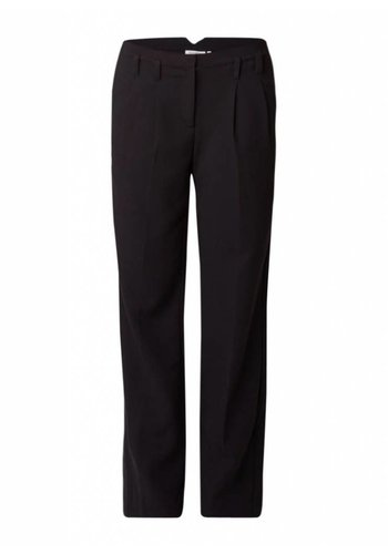 Another Label Trouser Gain Black