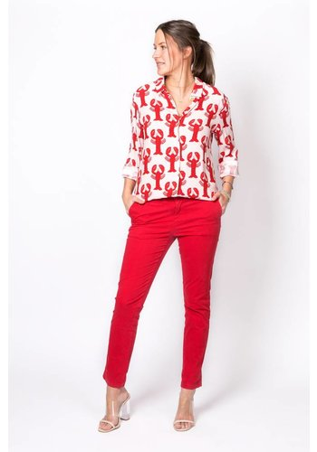 Fabienne Chapot The Perfect Blouse Lobster
