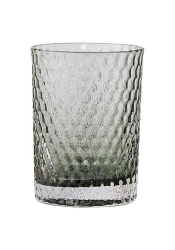 Bloomingville Glass Tumbler Grey