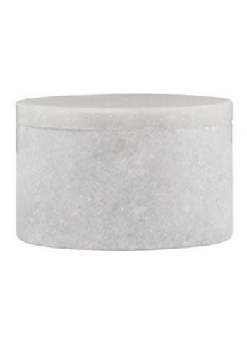 House Doctor Marble Box White