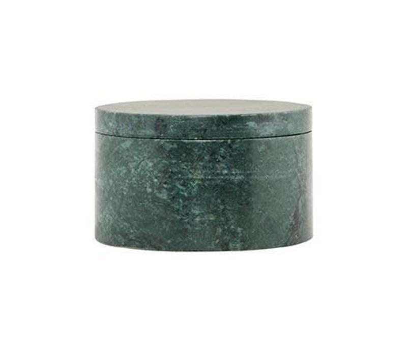 Marble Box Green