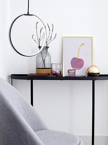 Vase With Cork Bottom