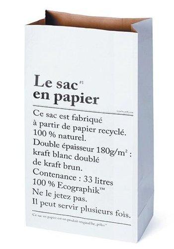 Be-Poles Le Sac En Papier