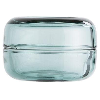 Jar With Lid Green