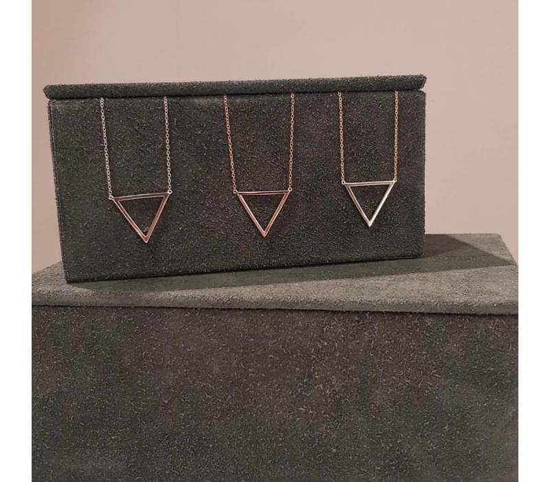Romee Triangle Silver