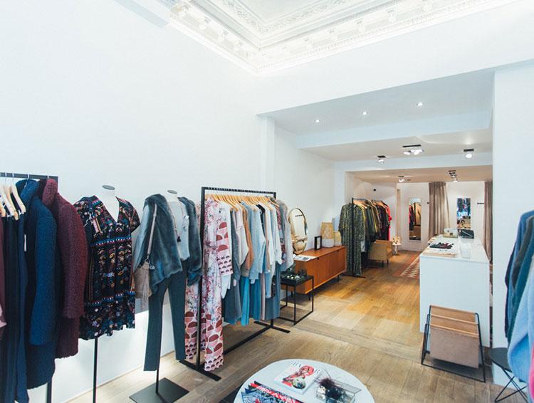 Les Soeurs Store Antwerp 2