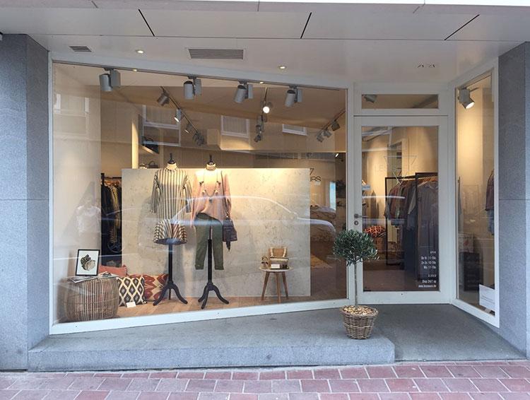 Les Soeurs Store Knokke 1