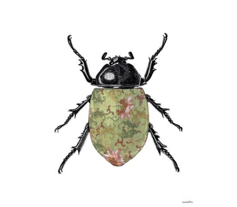 Frame 20x25cm Colored beetle