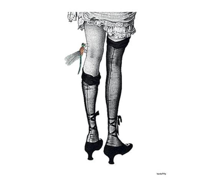 Frame 20x25cm Legs Panties