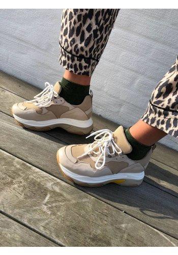 Les Soeurs Blake Sneaker Beige