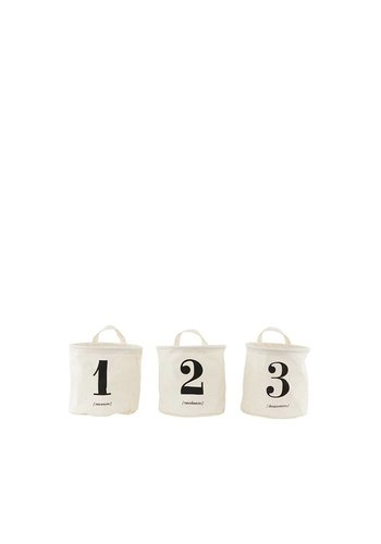 House Doctor Storage Bags 1-2-3