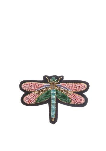 Les Soeurs Tilda Brooch Libelle Pink