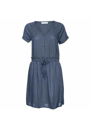Louizon Dress Florence Indigo