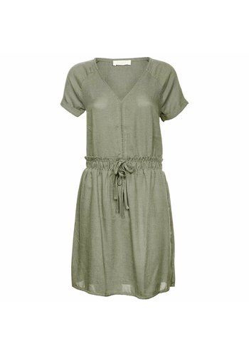 Louizon Dress Florence Kaki