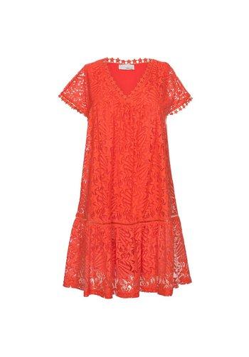 The Korner Dress 8128079 Red