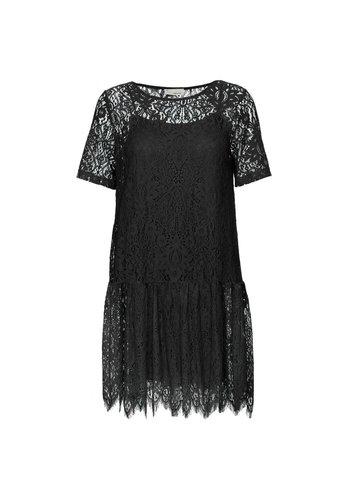 The Korner Lace Dress 8128040 Black
