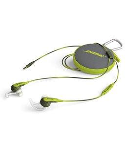 Bose SoundSport In-Ear Hoofdtelefoon (felgroen) (Apple)