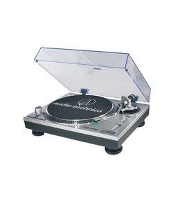 Audio-Technica AT-LP120USBC (zilver)
