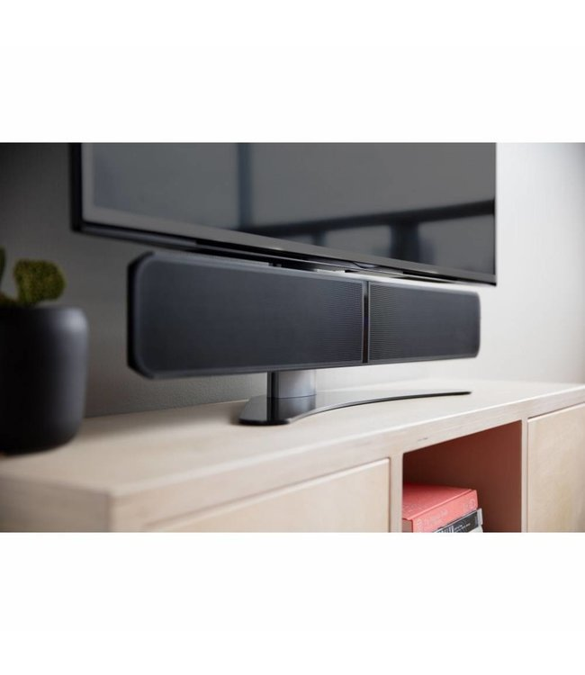 Bluesound Tafelstandaard voor de Pulse Soundbar + TV