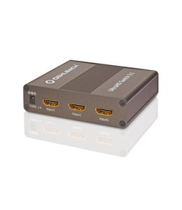 Oehlbach UltraHD HDMI Switch 3:1