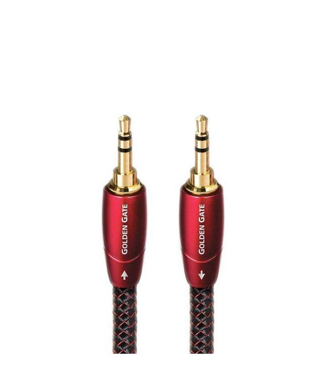 AudioQuest Golden Gate (3.5mm naar 3.5mm)
