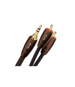 AudioQuest Big Sur (3.5mm naar RCA)