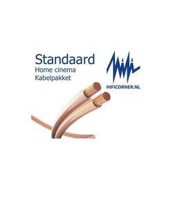 hificorner.nl Premium Home Cinema Kabelpakket