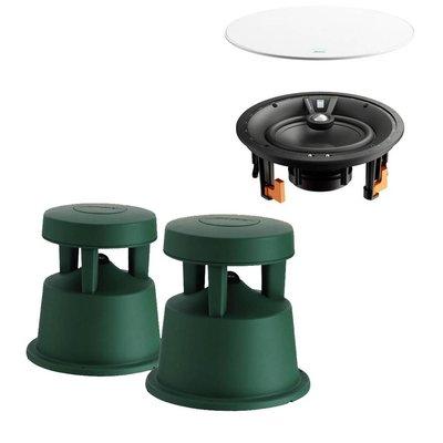 Einbau und Outdoor Lautsprecher