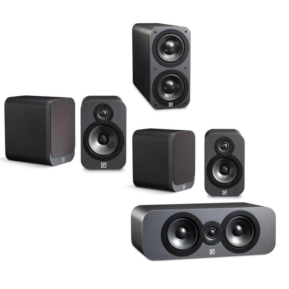 Denon Avr X3300w Q Acoustics 3020 51 Set Prev