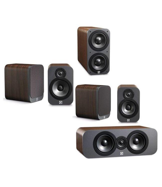 Denon AVR-X3300W + Q Acoustics 3020 5.1 (set)