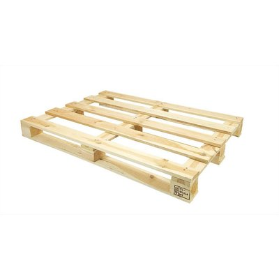 Rotom Eenmalige lichte houten pallet 1200x800x120mm
