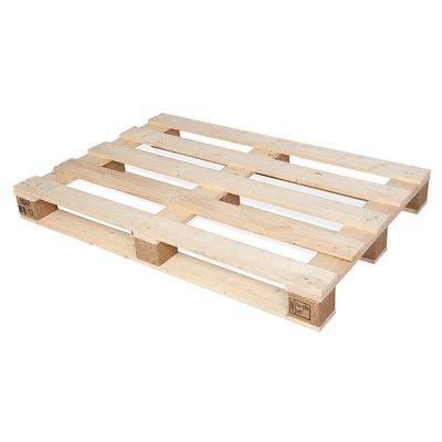 Rotom Eenmalige middelzware houten pallet 1200x800x123mm - 5 bovenplanken