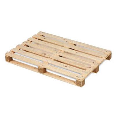 Rotom Eenmalige middelzware houten pallet 1200x800x120mm - 7 bovenplanken