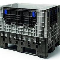 Rotom Inklapbare palletbox 1200x800x975 - gebruikt