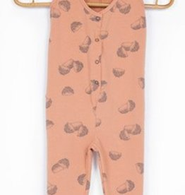 Lotie kids Playsuit Coconuts Peach