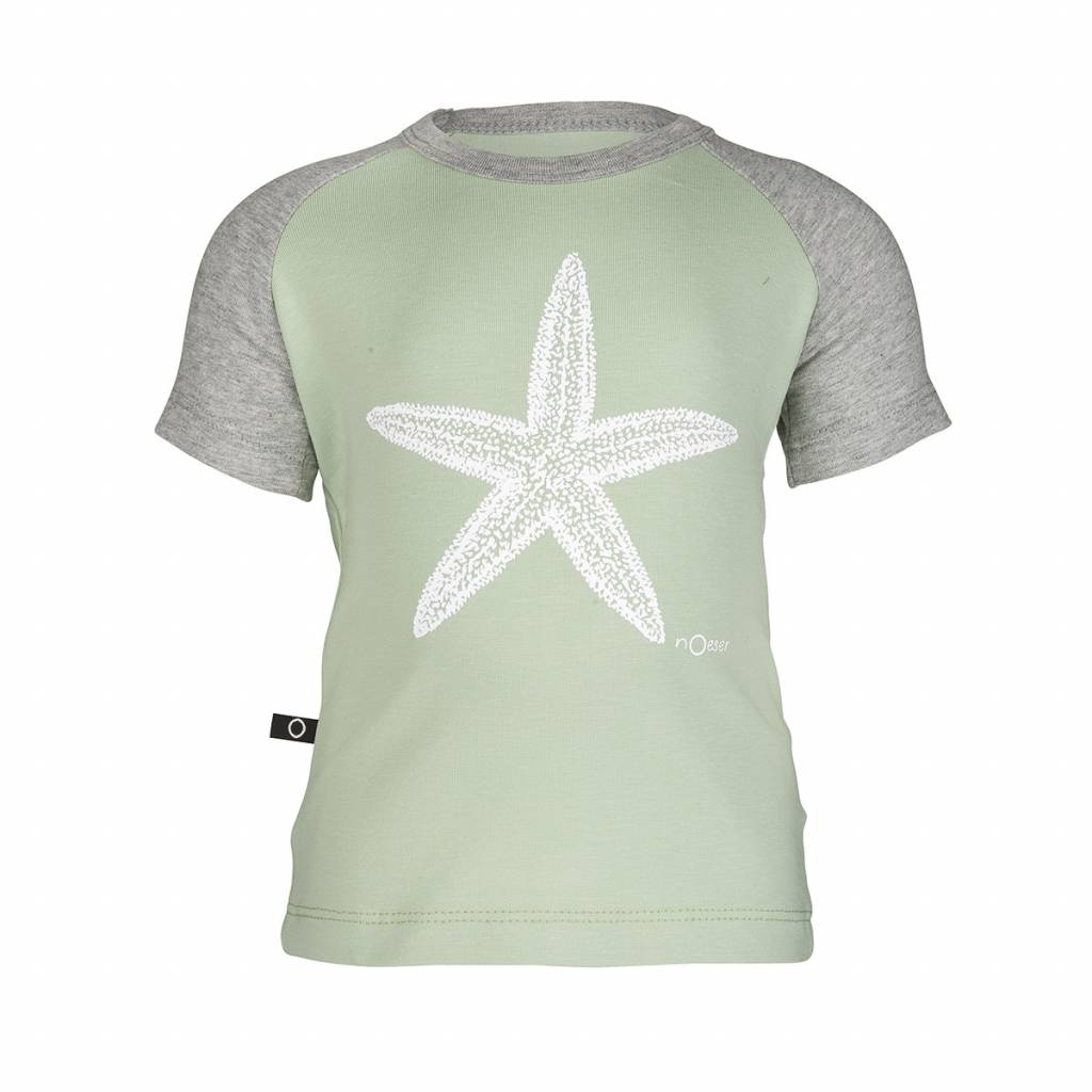 nOeser Teun Raglan SS Star