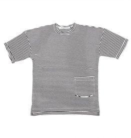 Mingo t-shirt B/W stripes (Oud model)