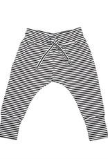 Mingo Slim Fit jogger B/W stripes