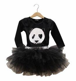 Lucky No.7 Panda Tutu Dress