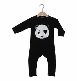 Lucky No.7 Panda Onesie