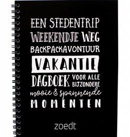 Zoedt Vakantie Dagboek