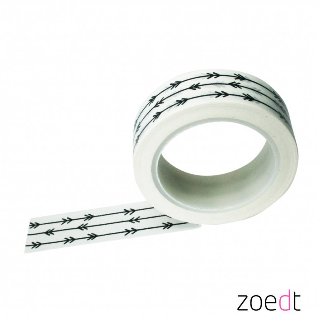 Zoedt Masking tape Arrow