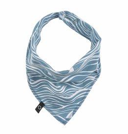 nOeser Bib wave ocean blue