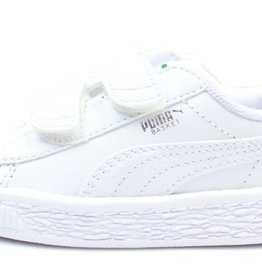 Puma Basket white/silver