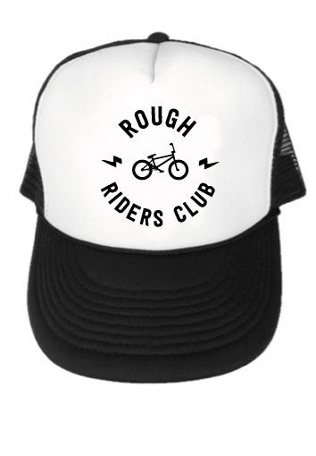Let's Rebel Rough Riders Club adult